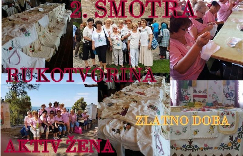 """Aktiv žena """"NAŠE ZLATNO DOBA"""" iz Ćuprije organizuje 2. smotru narodnih rukotvorina !!!"""