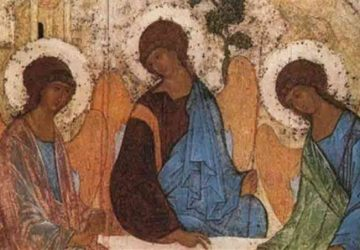 Danas pravoslavni vernici slave SVETE TROJICE!!!