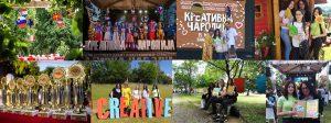 """Održan 15.međunarodni festival """"Kreativna čarolija"""" pod motom-""""Nikad ne boj se, ljubav jača je"""" !!!"""