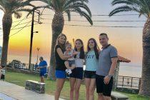 SREĆKO KREČAR na odmoru u Grčkoj !!!