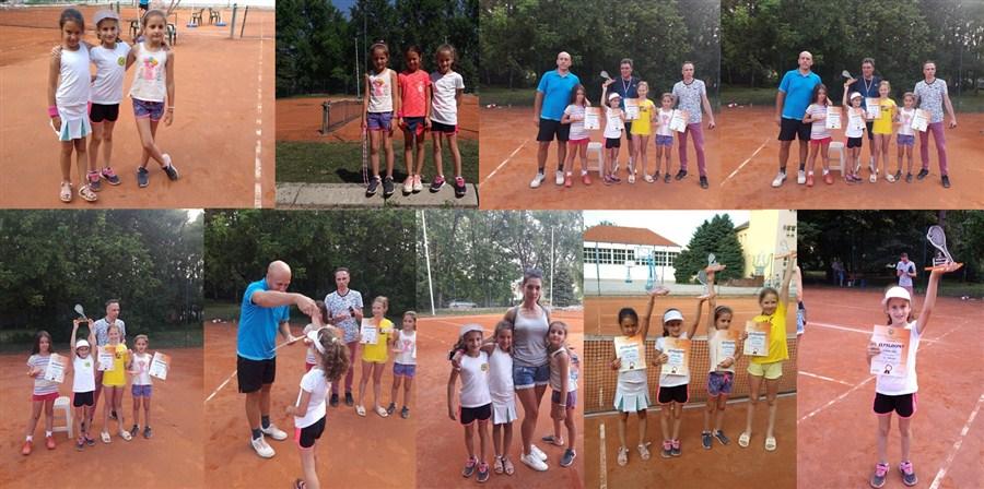 U Beloj Palanci je održan turnir OP Bele Palanke za devojčice do 10 godina!!!