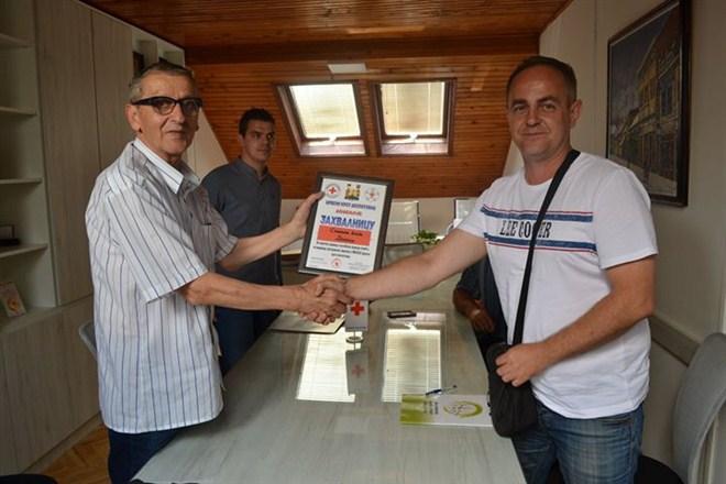 Crveni krst Despotovac i Crveni križ Živinice potpisale su Sporazum o bileteralnoj saradnji!!!