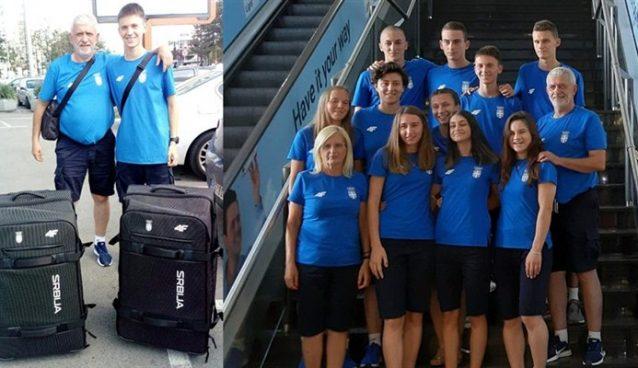 Aleksa Milanović u nedelju trči na Evropskom olimpijskom festivalu mladih( EYOF) u Azerbejdžanu!!!