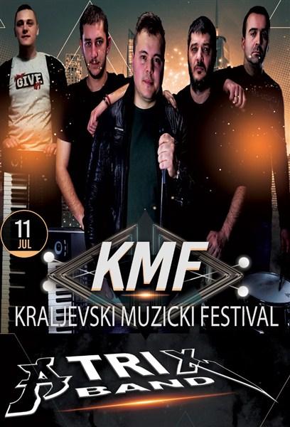 ATRIX BAND na muzičkom festivalu u Vrnjačkoj Banji !