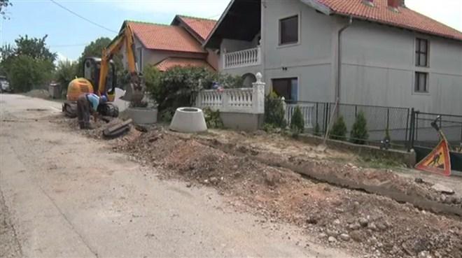 Izgradnja kanalizacije u Šaludovcu !!!