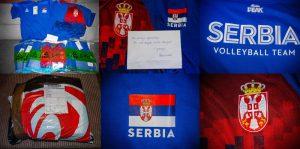 Mladi reprezentativac OR Srbije, Aleksandar Okolić, iznenadio mlade Jovčane zanimljivim poklonima !!!