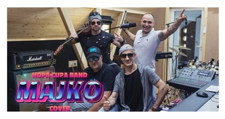 "MAJKO-Novi cover ""HOOA CUPA"" benda !!!"