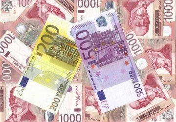 REALNO ILI NE?-Prosečna zarada u Srbiji iznosi oko 416 evra, dok ona u Nemačkoj iznosi oko 2.000 evra !!!