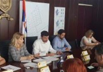 Dobijena sredstva u iznosu od milion evra za rešavanje problema sa poplavama u ćuprijskoj opštini !!!
