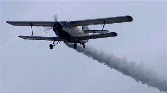 U PONEDELJAK ZAOPAŠIVANJE protiv komaraca uređajima sa zemlje i tretmanom iz vazduha na teritoriji opštine Ćuprija !!!