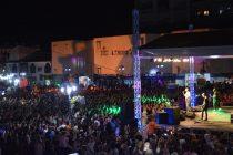 LEXINGTON BEND napravio veliku žurku na trgu u Svilajncu !!!
