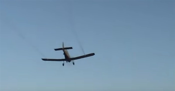 U utorak u Svilajncu aviotretman zbog suzbijanja komaraca-UPOZORENJE za PČELARE!!!