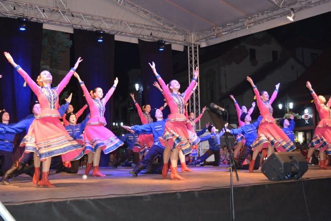 SPEKTAKL U SVILAJNCU - Internacionalno veče folklora !!!
