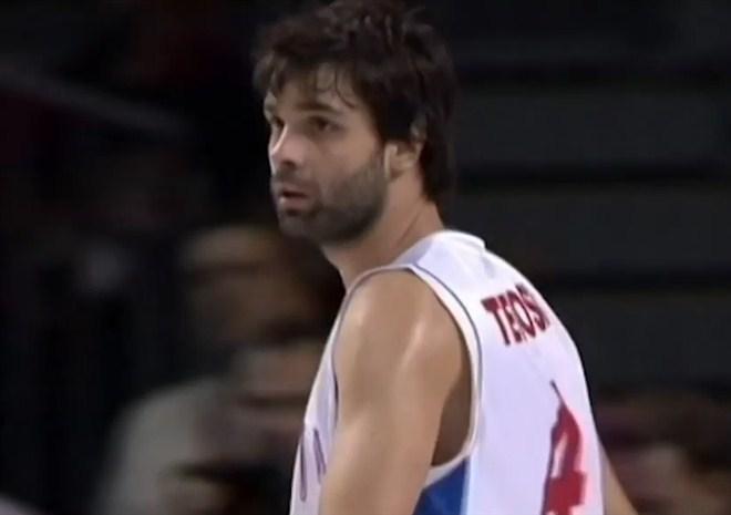 Teodosić nikada nije bio bliži dresu kluba za koji navija !!!