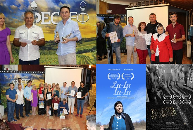 Dokumentarni filmovi TV Centra iz Svilajnca osvojili prestižne nagrade na FESTEF-u !!!