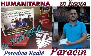 NEZABORAVNA DJ ŽURKA u Ex FONTANI