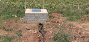 Novi bunar u Gorunju povezan na sistem !!!