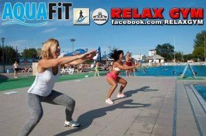 AQUA FIT na gradskim bazenima u Ćupriji !!!