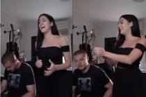 Tijana iz Mega benda pleni svojim glasom !!!