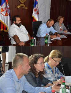 """Započeta je realizacija projekta """"Izložba proširene stvarnosti antičkog grada Horreum Margi"""" u Ćupriji !!!"""