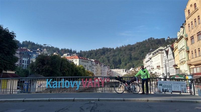 PETAR ŠUMADINAC preko pet zemalja biciklom stigao do Nemačke !!!