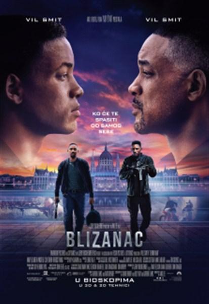 Film BLIZANAC sa Vilom Smitom u Jagodini !!!