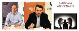 """Tribine i promocija knjige pesama """"Ljubavni abecedarij"""" u Novom Sadu !!!"""