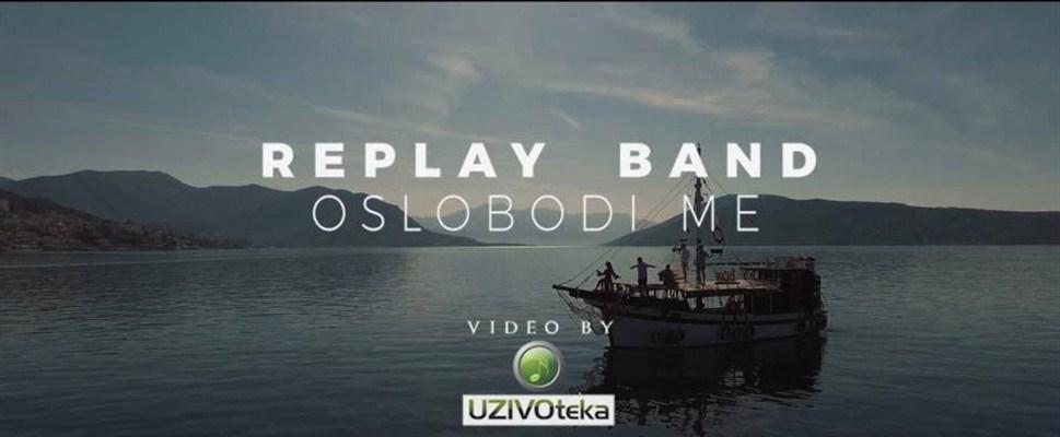 OSLOBODI ME-nova pesma REPLAY BEND-a !!!