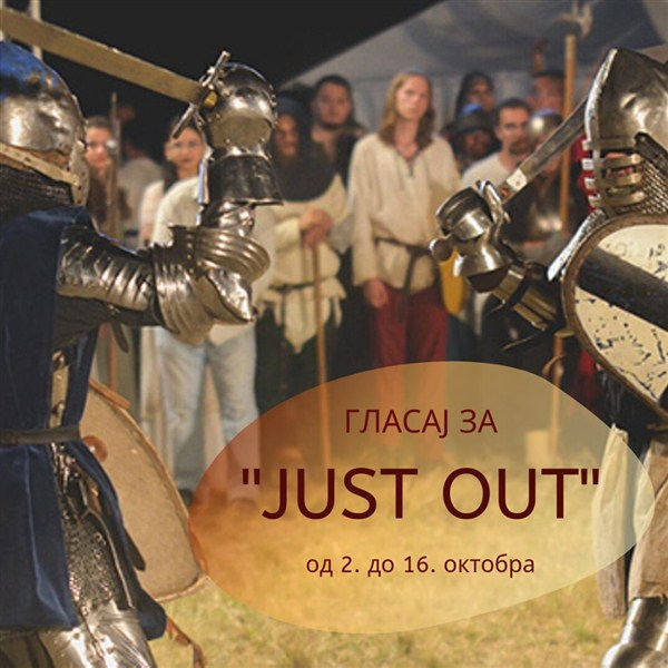 """JUST OUT"" ZA TURISTIČKI CVET !!!"