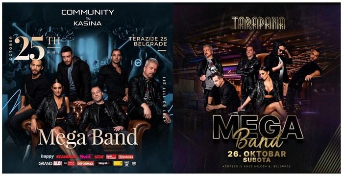 Community by Kasina i Tarapana, spremite se, stiže Mega bend!!!