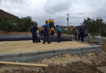 Završeni radovi na izgradnji terena za basket u selu Dvorica !!!