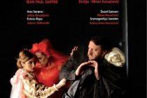"""Predstava """"Iza zatvorenih vrata"""" u paraćinskom pozorištu !!!"""