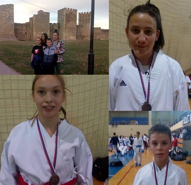 Karate klub Zvečan iz Zvečana doneo medalje kući sa takmičenja na Kupu Srbije za pionire i mlade nade u karateu !!!