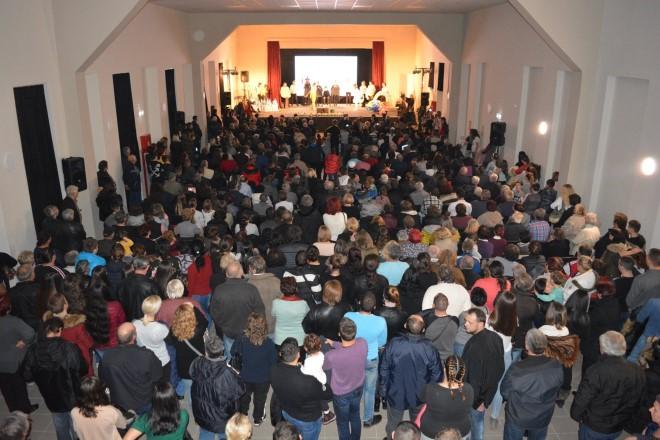 Svečano otvoren potpuno obnovljen Dom kulture u Kušiljevu !!!Svečano otvoren potpuno obnovljen Dom kulture u Kušiljevu !!!