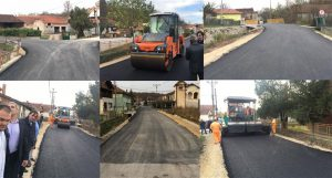 Kompletno rekonstruisan put u selu Grabovica !!!