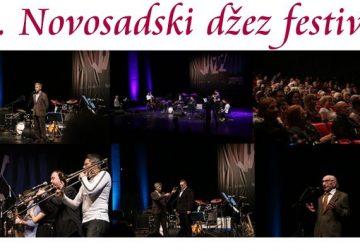Počeo 21. Novosadski džez festival !!!