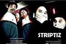 """Predstava """"Striptiz"""" u paraćinskom pozorištu !!!"""