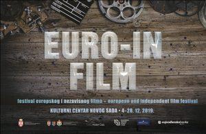 Počinje 23. Festival evropskog i nezavisnog filma EURO-IN FILM u Novom Sadu !!!