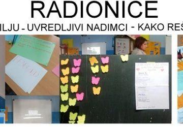 U OŠ Vuk Karadžić učenici imaju i edukativne radionice !!!