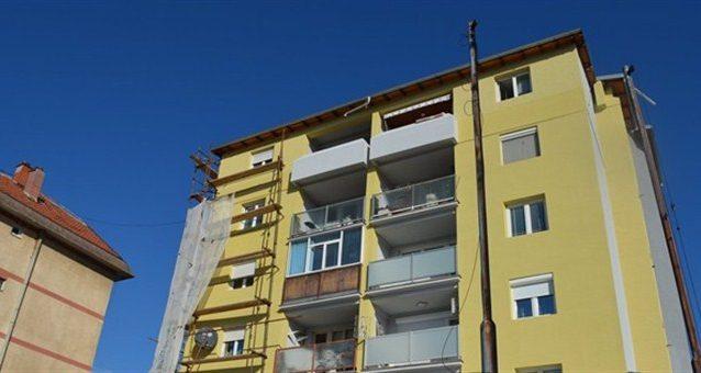 BESPOVRATNO sufinansiranje sanacije stambenih objekata !!!