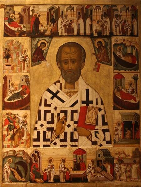 Pravoslavni vernici danas slave Svetog Nikolu!!!