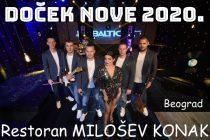 Baltic bend za novogodišnju noć u Miloševom Konaku !!!