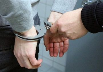 U Mionici uhapšen M. M. (1991 ) iz Lazarevca zbog napada na radnika banke !!!