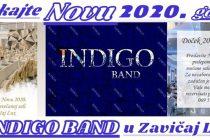 INDIGO band za DOČEK 2020. u ZAVIČAJU !!!
