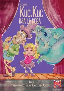 """Dečja predstava """"KUC, KUC IMA LI KOGA"""" pozorišta Maximus u Domu kulture Kušiljeva !!!"""