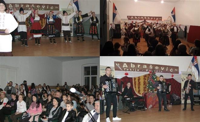 """Kulturno umetničko društvo """"Abrašević"""" iz Paraćina organizovalo završnu priredbu !!!"""
