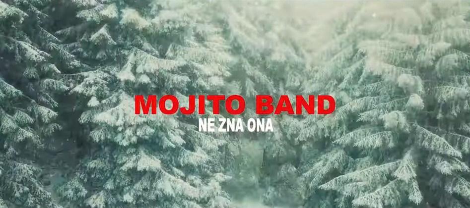 NE ZNA ONA novi singl MOJITO BAND-a !!!