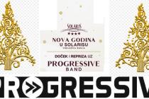 Progressive band u novogodišnjoj noći u Solarisu!!!