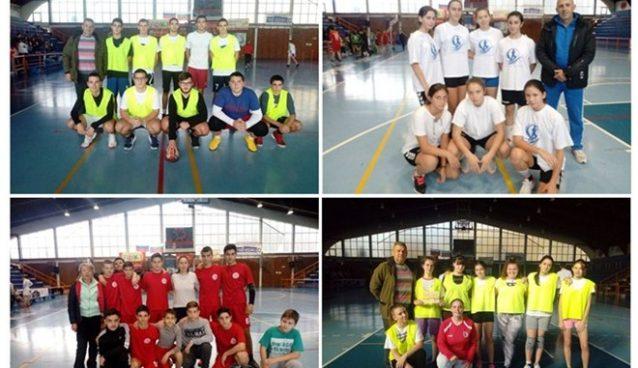 Održano opštinsko takmičenje osnovnih i srednjih škola u rukometu !!!
