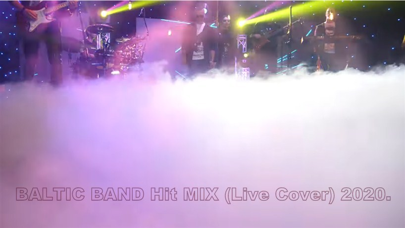 BALTIC BAND snimio Hit MIX (Live Cover) 2020. !!!